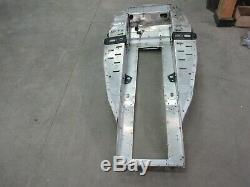04 2004 Skidoo Ski-doo Rev Mxz 600/800 121 Xps Tunnel Chassis MID Bulkhead Clean