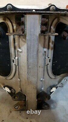 05 Skidoo Mach Z Renegade Nun Front Member Frame Steering 1000 sdi Bulkhead