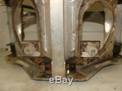 06 2006 SKIDOO 1000 REV mxz SDI 07 05 front frame tunner bulkhead bulk head nun