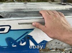 08 09 10 11 12 SKIDOO MXZ RENEGADE 800R TUNNEL FRAME CHASSIS Heat Exchangers