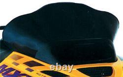 13223 Cobra Windshield Ski Doo Zx Chassis Black