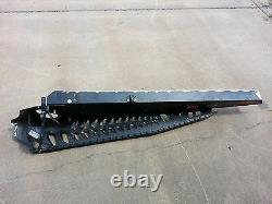 15 14 13 12 Skidoo Renegade 137 XS XRS X Left Side Tunnel Frame Chassis Black