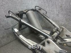 16 Ski-Doo Renegade Sport MXZ 600 Skid Frame Rear Suspension 58A