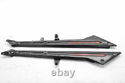 17 Ski-Doo Mxz X 850 E-Tec Left Right Frame Members 129