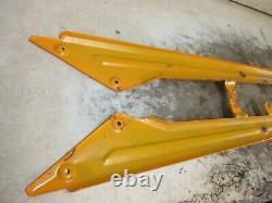 17 Ski Doo Summit X G4 850 E-tec Gen 4 Upper Frame Right Left Pyramidal -0157