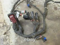 18 Ski Doo Summit G4 850 E-tec Gen 4 Chassis Wiring Harness Loom Wire Oem 0318