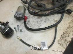 18 Ski Doo Summit G4 850 E-tec Gen 4 Electric Start Kit Starter Harness 0009
