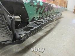 18 Ski Doo Summit G4 850 E-tec Gen 4 Tunnel 154 Frame Chassis Slvg Oem Rev 0119
