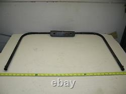 1968 Skidoo Alpine Twin Track 18hp Steering Shaft Support Console Frame Bar