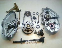 1997 Ski-Doo Formula III 600 Reverse Chaincase Drop Case Cover Chain 23/44 Gears