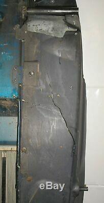 1998 Ski Doo Grand Touring 700 Tunnel Frame Chassis