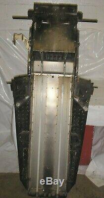 1998 Ski Doo Mach Z 800 Tunnel Frame Chassis