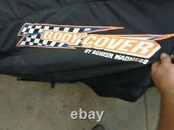 1999-2004 Ski-Doo MXZ Formula Legend ZX chassis Scheer Madness full body cover