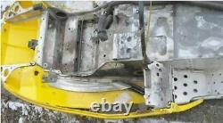 2000 Ski Doo MXZ 700 Tunnel Frame Chassis