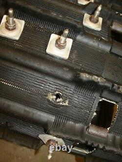 2002 01 SKI DOO MXZ 500F fan zx chassis 15x121 2.52 studded drive track