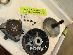 2002 01 SKI DOO MXZ 500F fan zx chassis TRA 30mm taper primary belt drive clutch
