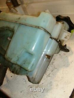2002 01 SKI DOO MXZ 500F fan zx chassis oem oil tank bottle reservoir 519000091