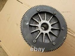 2002 Ski Doo 600 Legend ZX Chassis Primary Clutch + Ring Gear