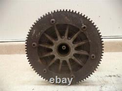 2002 Ski Doo Legend 600 ZX Chassis Primary Drive Clutch Sheave Pulley Ring Gear