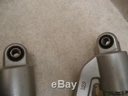 2002 Ski Doo MXZ X 700 ZX Chassis HPG Piggyback Right & Left Ski Shocks 18 CTC