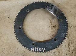 2004 Ski Doo Legend 380 ZX Chassis Primary Drive Pulley Ring Gear 417300057