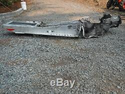 2005 Skidoo Summit 800 Rev 151 Snowmobile Tunnel Chassis M3059