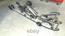 2007 Skidoo Rev 600 800 1000 Summit 159 Rear Back Frame Skid Suspension 159