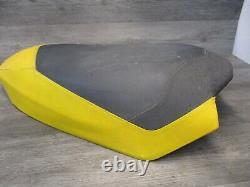 2008 08 Skidoo Ski Doo Summit 800R 800 R Black Yellow Seat Seating Frame Cover