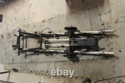 2008 Skidoo 800 Summit Xp 146 Rear Back Frame Skid Suspension Rails #1718