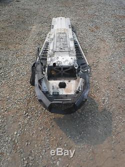 2009 Skidoo Summit 800r Rev Xp 159 Snowmobile Tunnel Bulkhead Chassis M3058