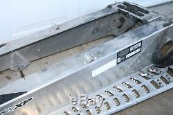 2011 Ski-doo Mxz Tnt 600 Xp Carb Tunnel Chassis Frame
