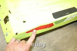 2015 Ski-doo Freeride 800 154 Xm E-tec Tunnel E Module Coolers Chassis Frame