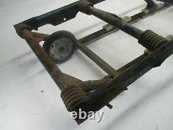 71 Skidoo Ski Doo Tnt 340 Suspension Body Frame