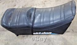 97 98 99 Skidoo Grand Touring 440 500 600 800 2up 2 Two Up Seat Passenger Seat