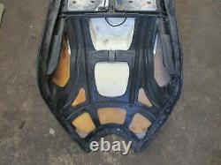 99-03 zx chassis Ski Doo Bombardier Snowmobile foam Black Seat Seating 600 700