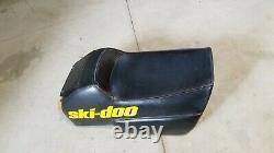 99 Skidoo MXZ Seat Base Trunk Summit ZX Chassis Black 670 583 500