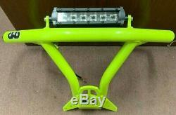 Backwoods Skidoo LED SP Front bumper for a GEN4 Chassis #LEDGEN4SP