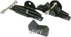 Camoplast Mounting Hardware Kit for CamoSkis Ski-Doo ZX Chassis 2000-2004