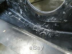 Eb818 2017 17 Skidoo Summit 850 E-tec Tunnel Chassis Vin 2bpscfhd0hv000115