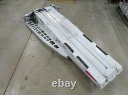 Eb883 2014 14 Skidoo Free Ride 800, Tunnel Chassis Frame Vin# 2bpsvcea9ev000046