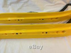 Kimpex Plastic Skis Skidoo Rev Zx Xp Chassis 4 Woodys Carbide Snowmobile Skis