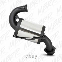 MBRP Trail Muffler Exhaust for Skidoo ZX Chassis 700 2000-2001