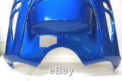 New NOS Ski-Doo Snowmobile S Chassis Hood (Blue) 1993-2001 Formula MXZ Summit