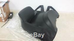 New in box SKI-DOO BLACK 1+1 SEAT KIT REV AND RT CHASSIS # 861002700