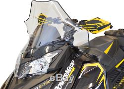 Powermadd Cobra Windshield MID 17 Ski-doo Xs, XM Chassis 2013- 2018