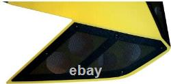 Race Shop Air Vents for Ski Doo XP Chassis Bottom Side Vents V-20