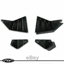 SKI-DOO RS /XRS RACE Chassis 2013+ PDP PREMIUM Full Vent Kit XM Black Vent Kit