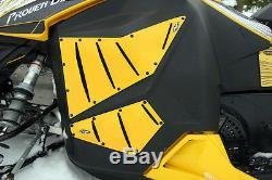 SKI-DOO RS /XRS RACE Chassis 2013+ PDP PREMIUM Full Vent Kit XM White Vent Kit