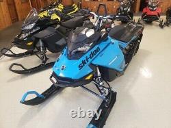 SKI-DOO Summit SP Snowmobile seat (2017-2021 Gen4 Chassis)