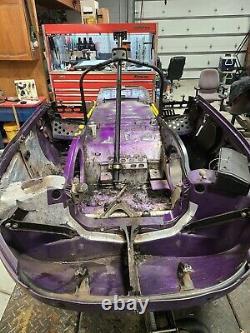 Ski Doo 1999 Formula III frame Chassis
